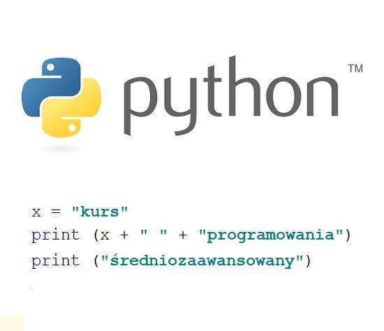 Python - Średniozaawansowany (wkrótce!)